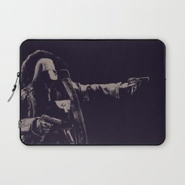 The Shoot Out Laptop Sleeve