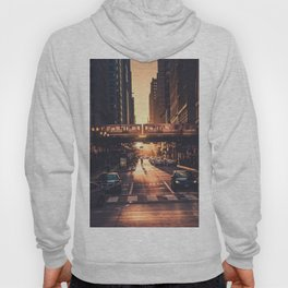Golden City Street (Color) Hoody