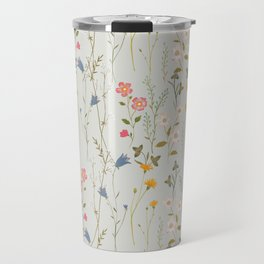 Midsummer Flowers Travel Mug