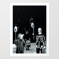 Pagans Do It Better Art Print