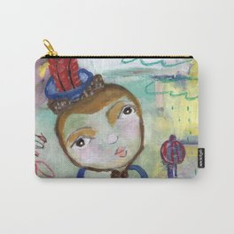 Motherless Child ( A.K.A ) Little Prince Carry-All Pouch