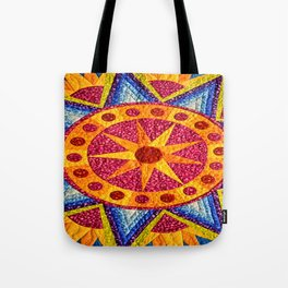 Sun Star Tote Bag
