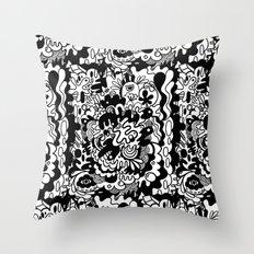 Bandersnatch Throw Pillow