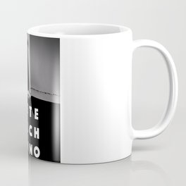 Berlin Techno - TV tower Coffee Mug