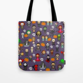 halloween horror special blanket Tote Bag