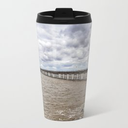 Birnbeck Pier. Travel Mug