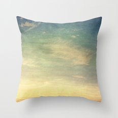 Margate Sunset Throw Pillow
