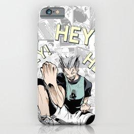 Haikyu Bokuto iPhone Case