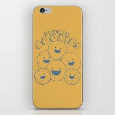 Cookies iPhone & iPod Skin