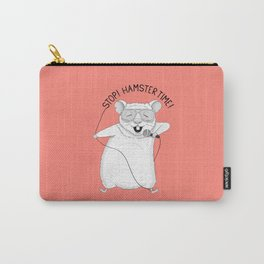 Hamster singing MC Hammer | Animal Karaoke | Red Carry-All Pouch