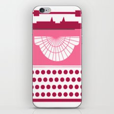 Typewriter iPhone & iPod Skin