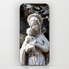 Mother mary iPhone & iPod Skin