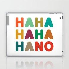 Hahahahaha no Laptop & iPad Skin