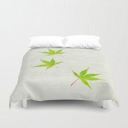 three of a kind 3 Duvet Cover