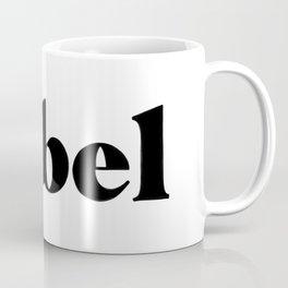 Rebel Coffee Mug