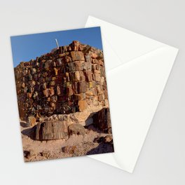 Agate House at Petrified Forest National Park Stationery Cards