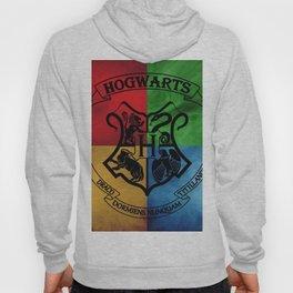 Wizard School House Crest HP Hoody