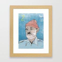 Zizzou Framed Art Print
