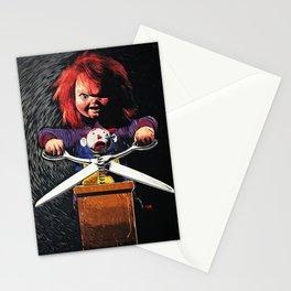 Chucky Stationery Cards