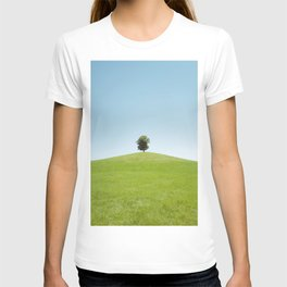 A Lonely Tree T-shirt