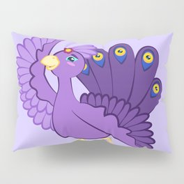 Commisions | Fancy peacock Pillow Sham
