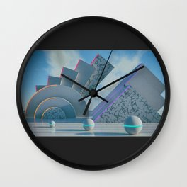 Vantage Wall Clock