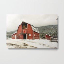 Broderick Ranch Metal Print