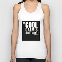food Tank Tops featuring food by Anna Karapiperidis