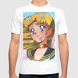 Eternal Sailor Moon Sadeness T-shirt