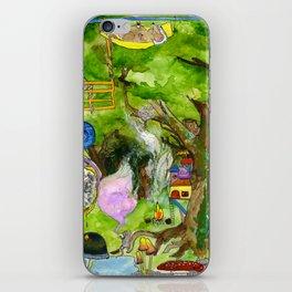 Rat Town iPhone Skin