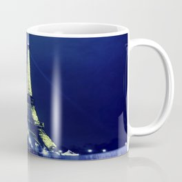 Eiffel Tower Blue Nights Coffee Mug