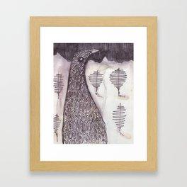 Bird (2009) Framed Art Print