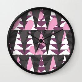 Confetti safari V3 Wall Clock