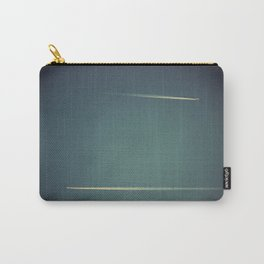 ad: 1 among others seeking connection in the big blue world Carry-All Pouch
