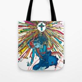 Saint Euphoria Tote Bag