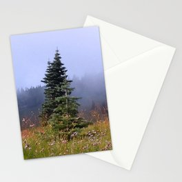 High Upon A Mountain Stationery Cards