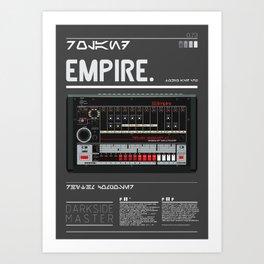808_EMPIRE MASTER Art Print