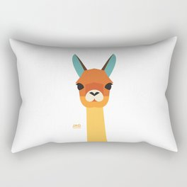 Vicuna Rectangular Pillow