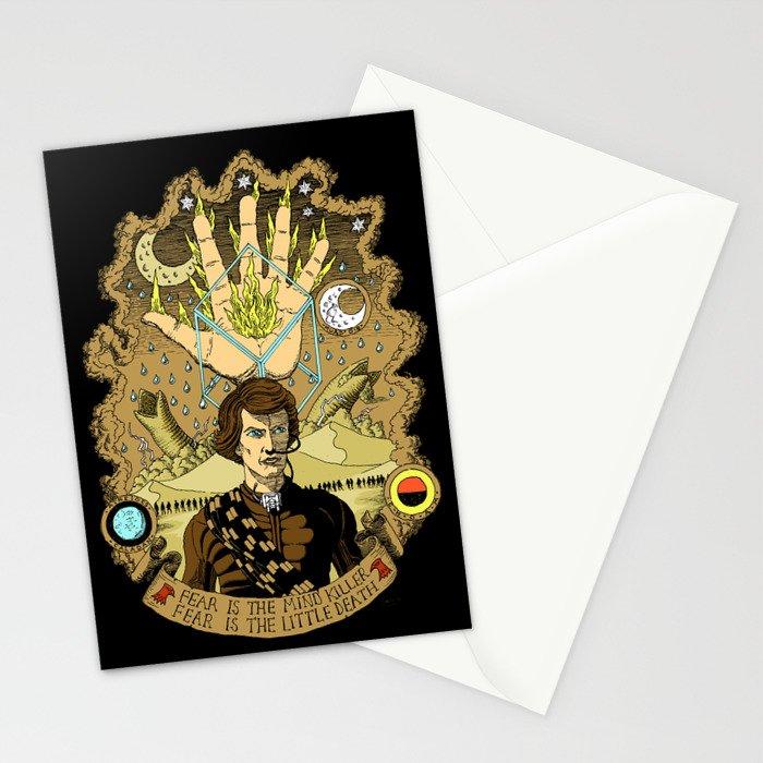 The Sleeper Awakens Stationery Cards