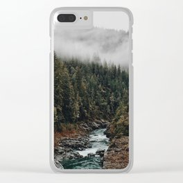 Landscape #photography Clear iPhone Case