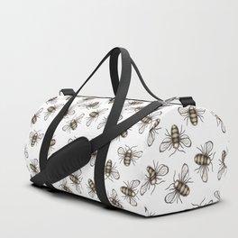 Bee Pattern - Katrina Niswander Duffle Bag