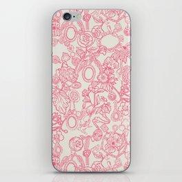 Charming Pink iPhone Skin