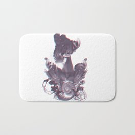 Caracolesque/3D Bath Mat
