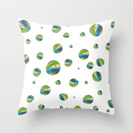 Not enough Jupiters Throw Pillow
