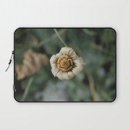 Winter Flower Laptop Sleeve