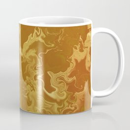 Dragon fire abstract Coffee Mug