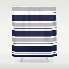 Grey Shower Curtains | Society6