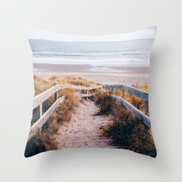 Secret Passage Throw Pillow