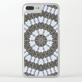 Strobing Clear iPhone Case