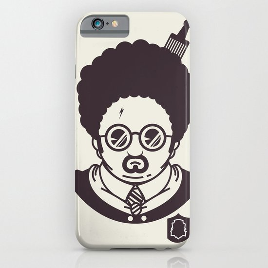 Barry Potter iPhone & iPod Case